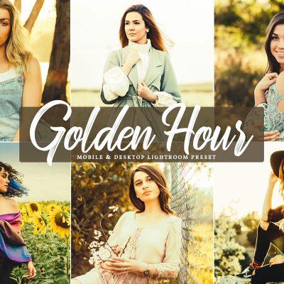 Golden  Hour – Lightroom Preset