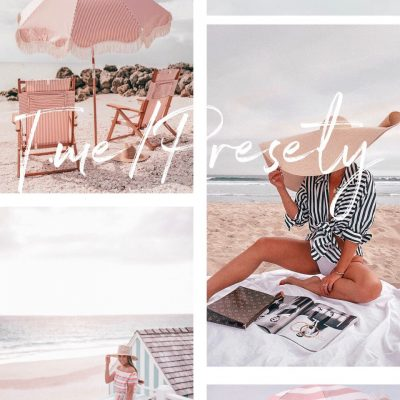 Chill and moody preset pack – LIGHTROOM